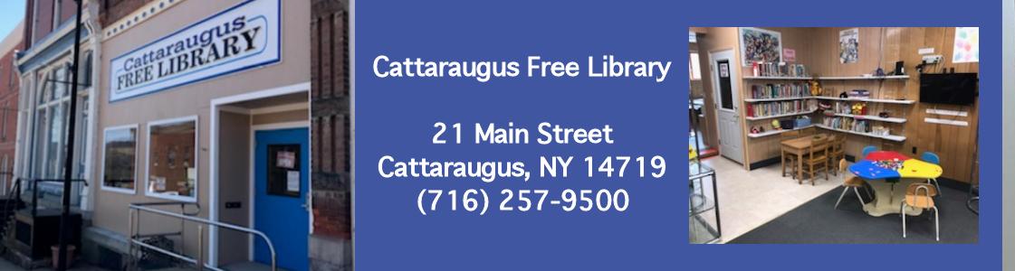 Cattaraugus Free Library