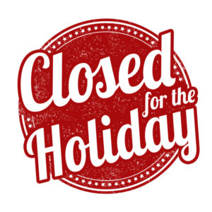 CLOSED for Christmas @ Cattaraugus Free Library