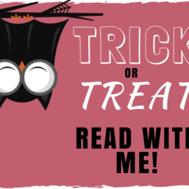 Read & Treat @ The Library!