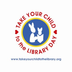 National Take Your Child to the Library Day @ Cattaraugus Free Library