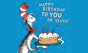 Dr. Seuss Birthday Party @ Cattaraugus Free Library