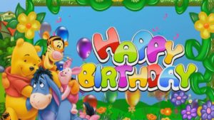 Winnie the Pooh's Birthday Party @ Cattaraugus Free Library