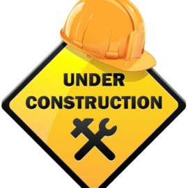 Library Closed January 3-9, 2019 for Construction