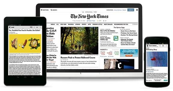 New York Times free access